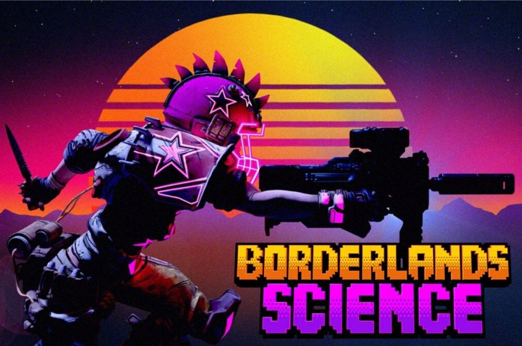 this is Borderlands science game photo